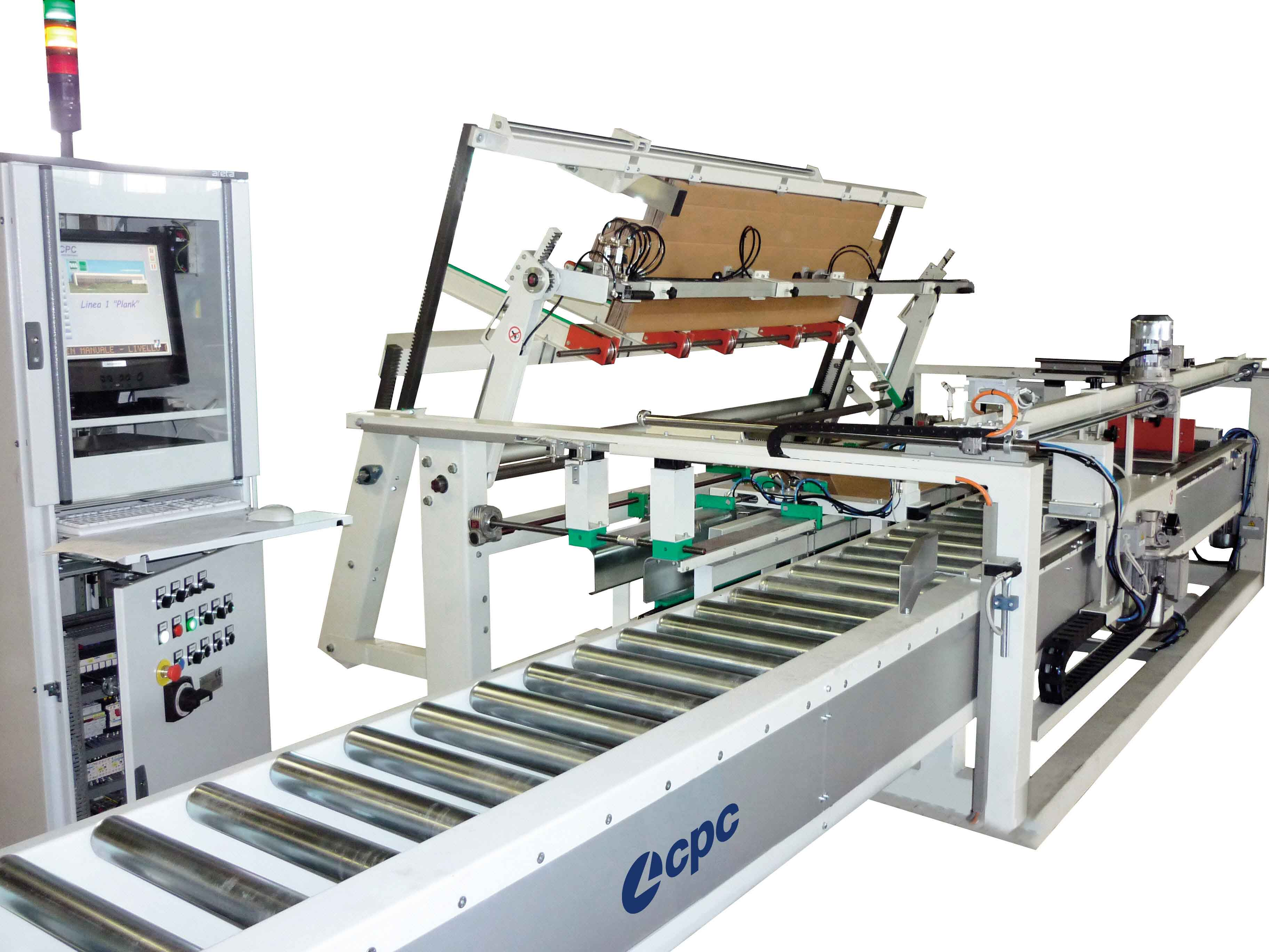 AUTOMATIC DIE CUTTED CARTONING PACKAGING SYSTEMS